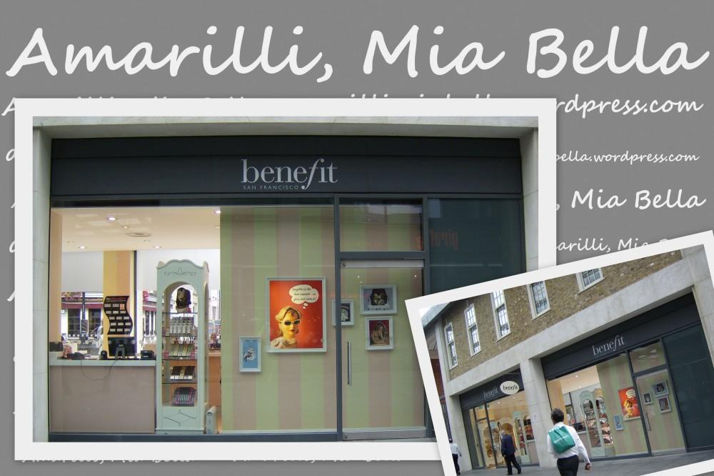 benefit spitalfields market