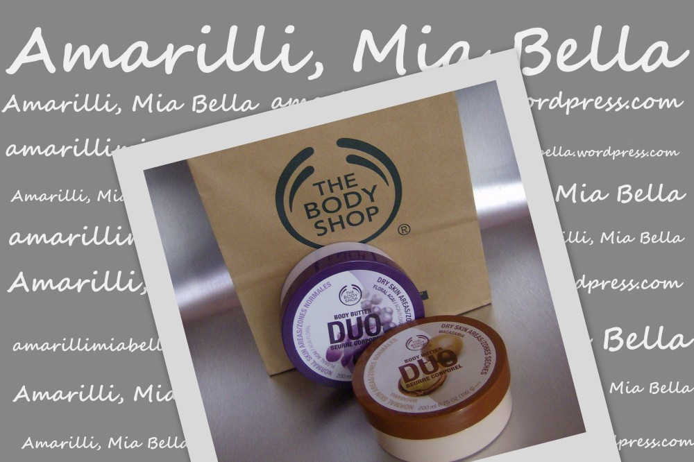 mantegues duo the body shop